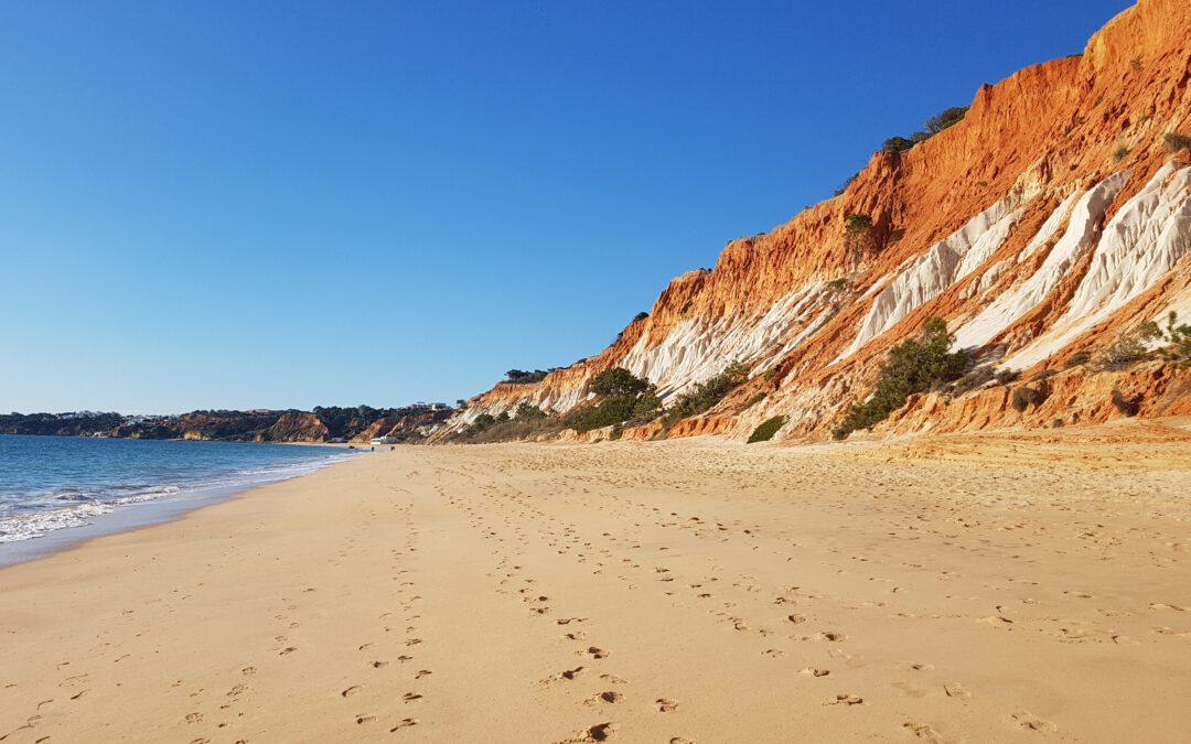 Falesia Beach Portugal Reisen